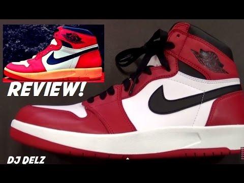 38c51b86d8c Air Jordan 1.5 The Return Shoe Review With @DjDelz - YouTube
