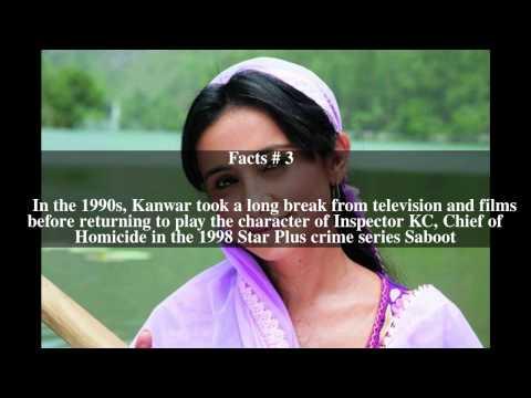 Anita Kanwar Top # 5 Facts
