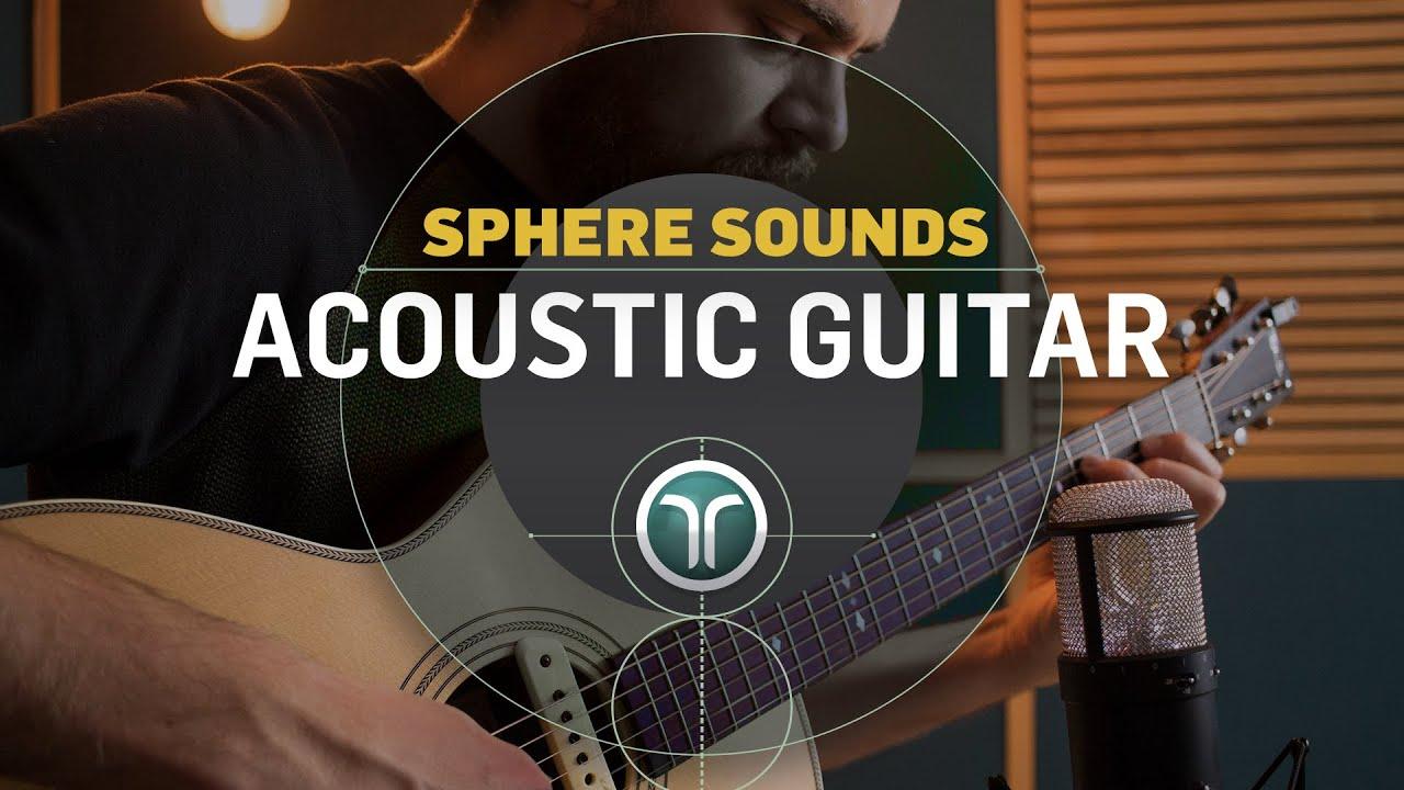 Acoustic Guitar Comparison | Sphere Sounds - Townsend Labs