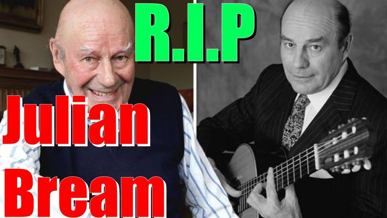 Julian Bream dies at 87, Classical guitarist