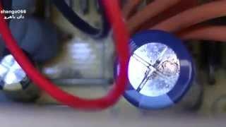 Dell Inspiron Power Supply Repair Capacitors