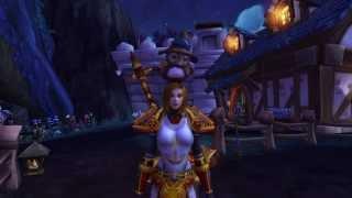 World of Warcraft: A Frightening Friend (Alliance) / Пугающий друг (Альянс)