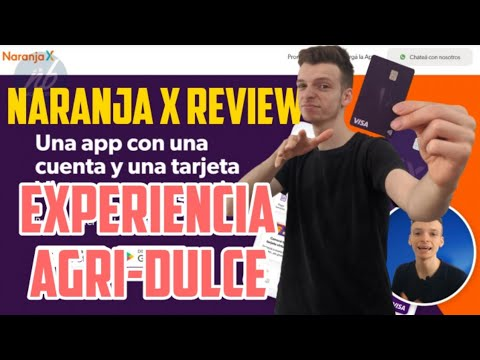 NARANJA X REVIEW - Es tan BUENA como DICEN ? MALA EXPERIENCIA