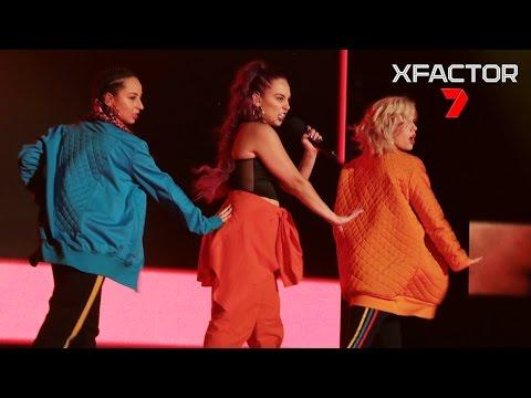BEATZ's performance of Jessie J's 'Bang Bang' - The X Factor Australia 2016
