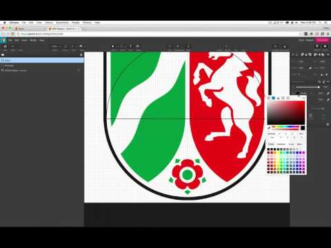 Gravit: Coat of Arms Tutorial