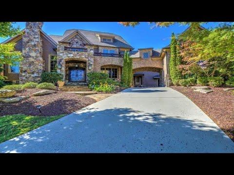 Atlanta 6 Bedroom Custom Built Luxury Home for Sale - Must See!