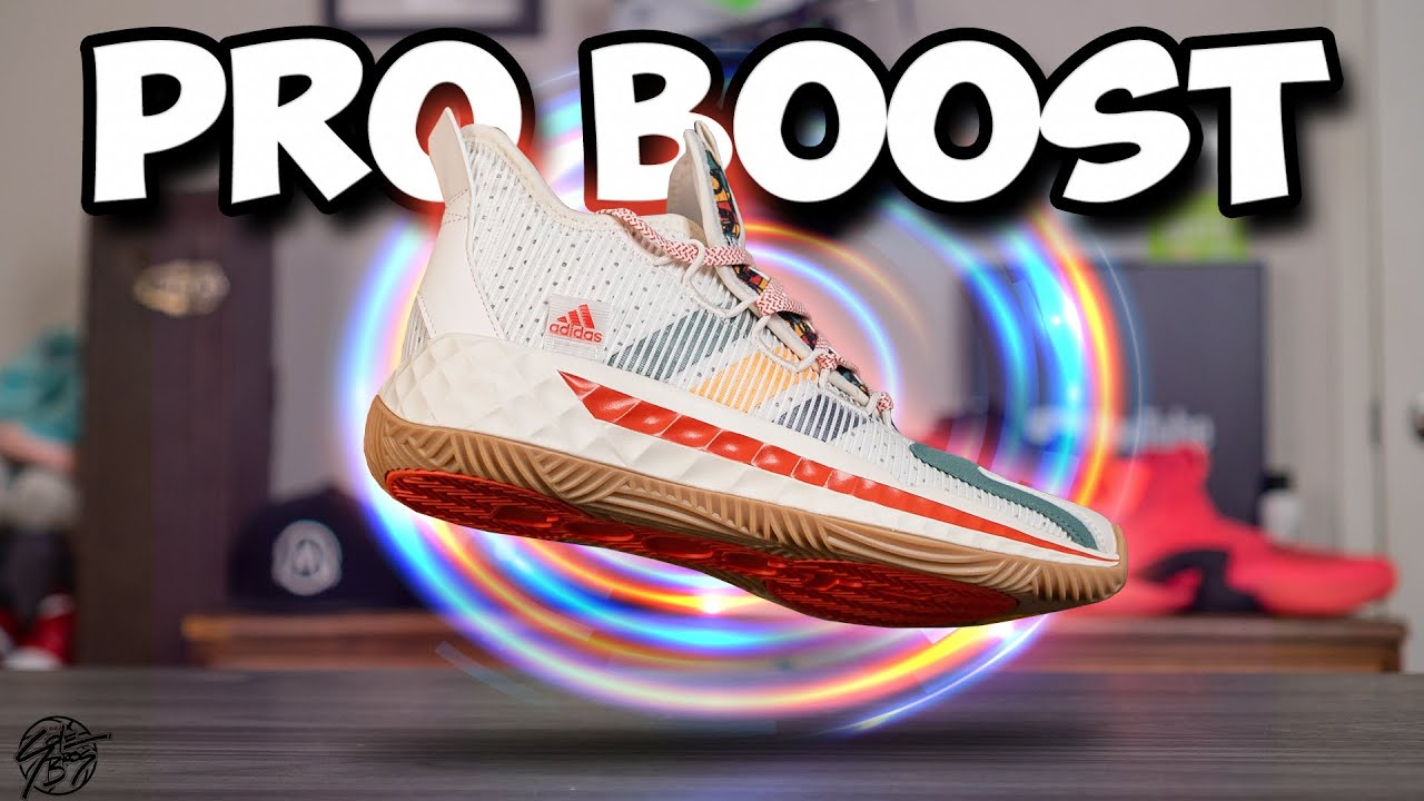 Adidas Pro Boost Low First Impressions Full Length Lightstrike With Drop In Boost Youtube