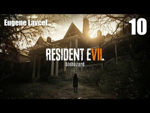 Прохождение Resident Evil 7: Biohazard - Часть 10 (ФИНАЛ)