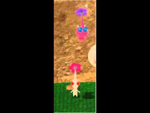 Pikmin 3 - Music : Mission Mode (treasure+enemy variation)