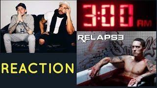 Eminem - 3 A.M. REACTION