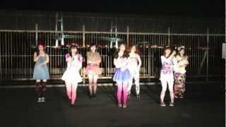 Especia「ナイトライダー」を横浜ベイブリッジで踊ってみました。 Espec...