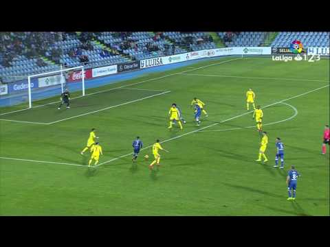 Resumen de Getafe CF vs Cádiz CF (3-2)