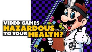 Video Games OFFICIALLY a Health Hazard!? - The Know Game News