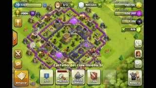 Clash Of Clans | Road To Crystal 1 | Lega Cristallo 3
