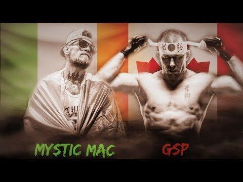 Conor Mcgregor Vs GSP  - The Super Fight Of The Century