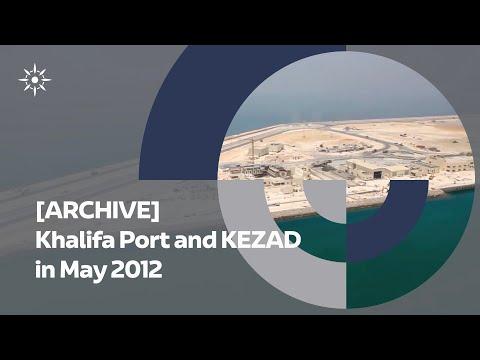 ADPC: Khalifa Port and Kizad May 2012