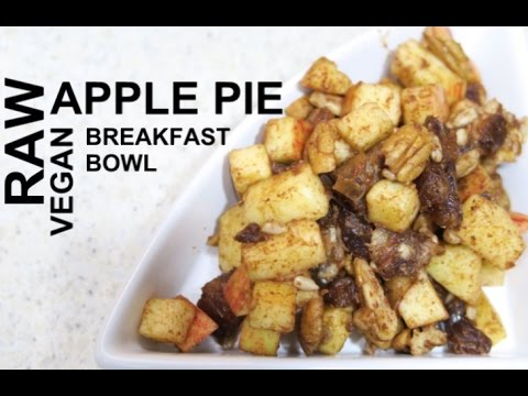 Apple Cake Breakfast Bowl