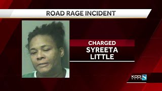 Woman faces multiple charges in baseball bat road rage incident
