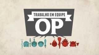 Trabalho em equipe é OP! - League of Legends