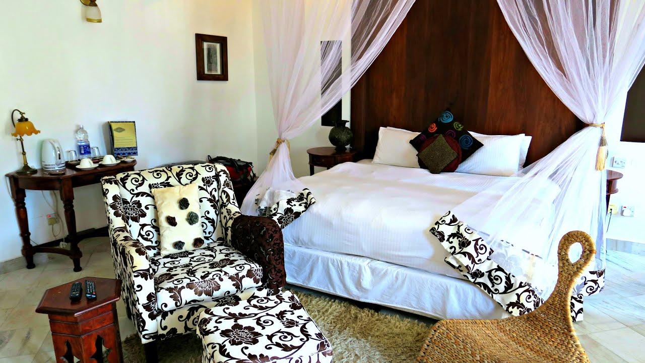 The Seyyida Hotel & Spa Review, Stone Town, Zanzibar