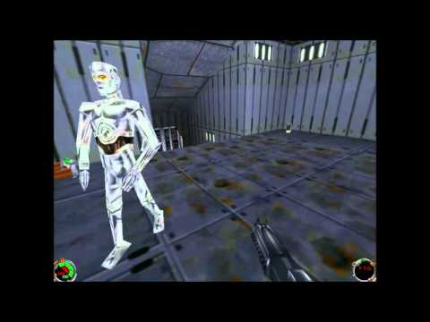 Star Wars Jedi Knight Dark Forces 2 Mission 2 |