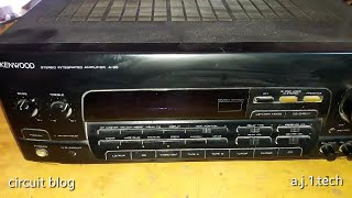 KENWOOD A85 HOME THEATER SYSTE…