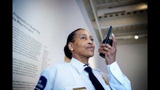 We The People: Linda Harris,  ICA Security Guard