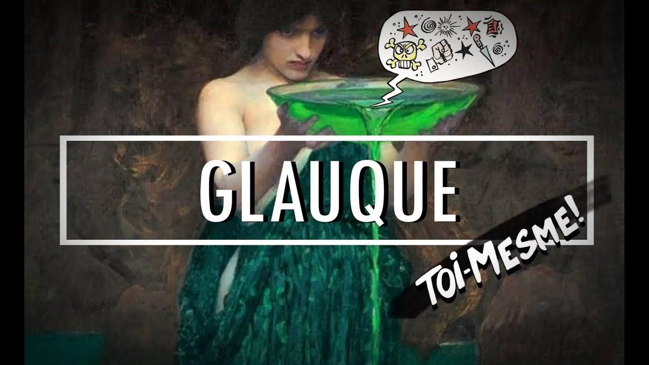 Nouvelle vidéo : Glauque (toi-même)