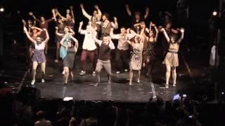 Baby can dance, esibizione Dusty Jazz, Torino 21/12/13