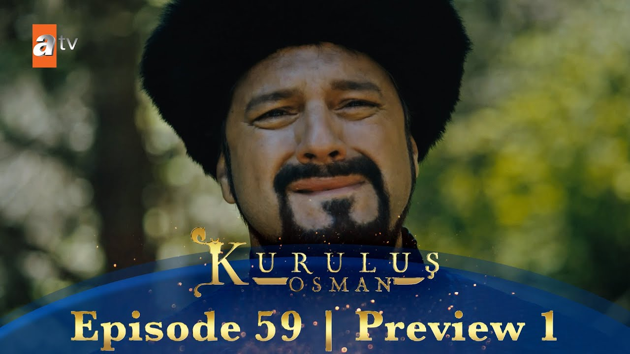 Kurulus Osman Urdu | Episode 59 Preview 1