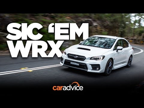 Like a WRXing ball! 2018 Subaru WRX review