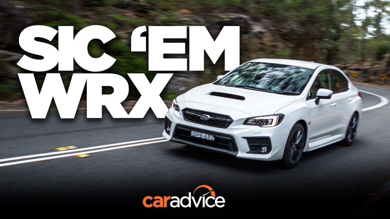 Like a WRXing ball! 2018 Subaru WRX review