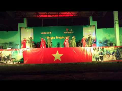 Flash mob Giai điệu tự hào - Đội TNTN Phường Xuân Hà - Quận Thanh Khê - TP. Đà Nẵng