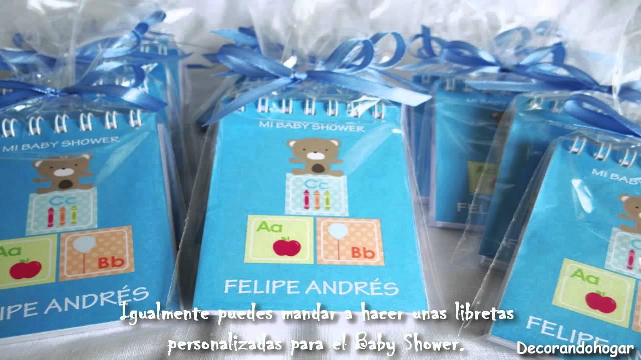 Baby Shower Decoracion Para Niño ~ Decorar baby shower para niño decoración baby shower youtube
