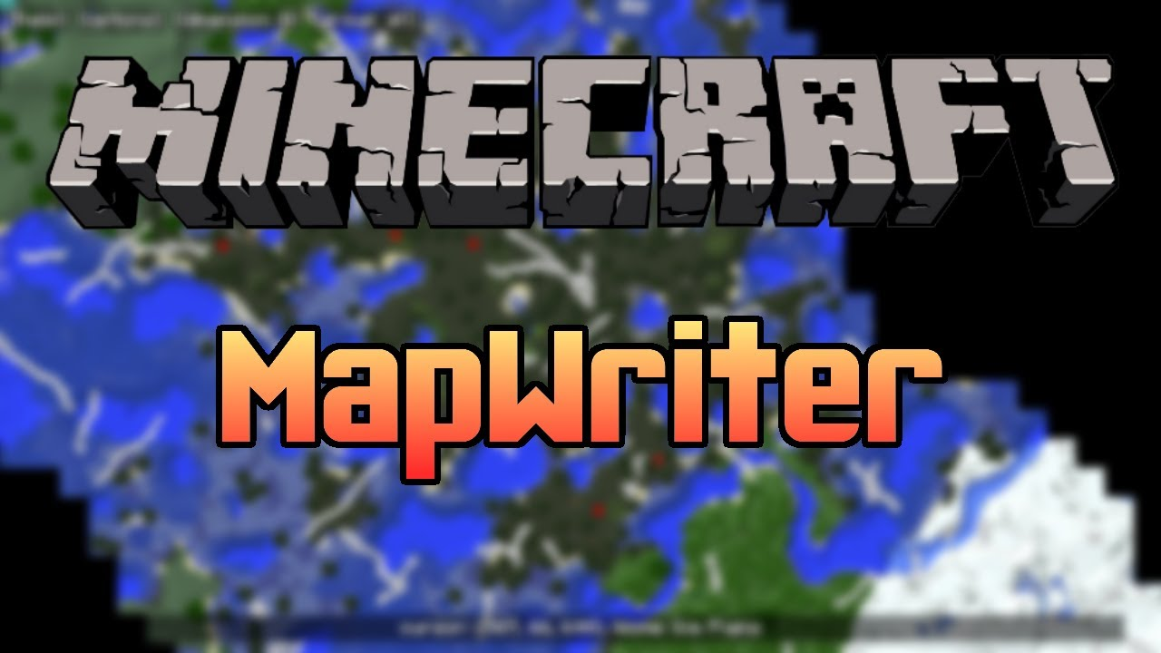 скачать мод mapwriter 1.12 бесплатно