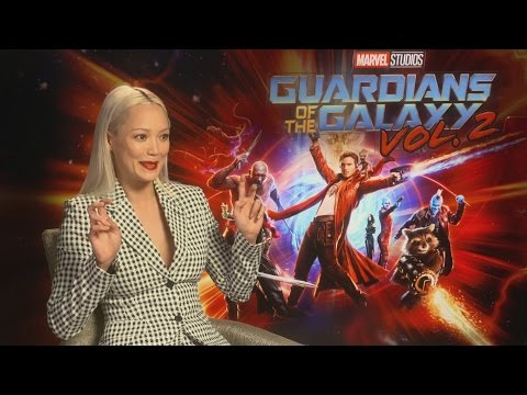 GOTG2: Pom Klementieff felt BLESSED to work with Guardians of the Galaxy cast