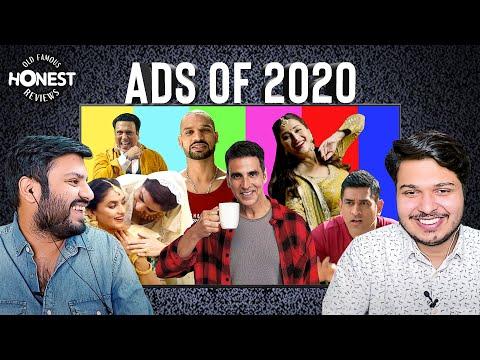 Honest Review - Ads Of 2020 | Zain Anwar, Shubham Gaur, Rrajesh Yadav, Aaron Koul | MensXP