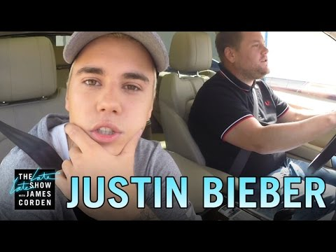 Justin Bieber Carpool Karaoke – Vol. 2