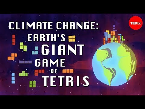 Climate change: Earth's giant game of Tetris