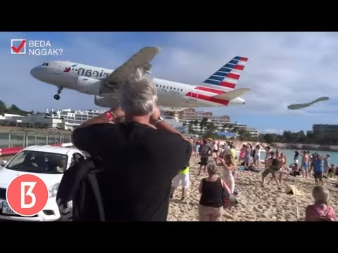 Ada Yg Di Tepi Pantai 10 Bandar Udara Paling Berbahaya Di Dunia