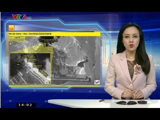 Tin vui Trung Quốc rút lui toàn bộ Tên Lửa ra khỏi biển Đông do không chịu nổi sức ép