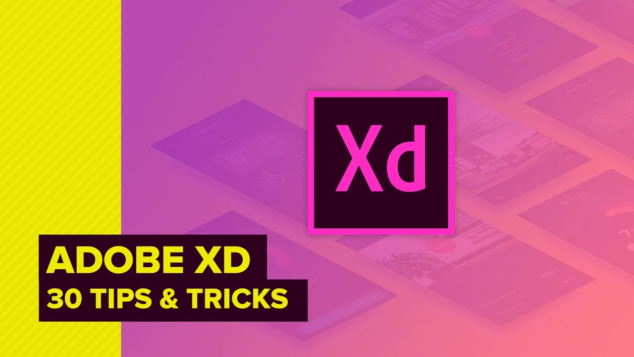 Adobe XD — 30 Tips & Tricks you wish you'd known earlier!