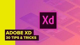 Adobe XD CC - 30 Tips & Tricks
