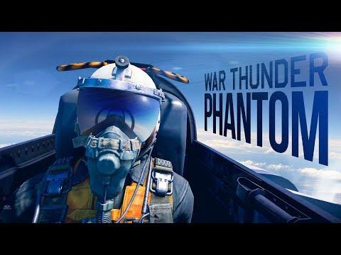F-4C Phantom II / War Thunder 1.91 Teaser