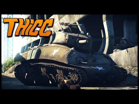 The Jumbo is a BULLY | Sherman Jumbo (War Thunder Gameplay)