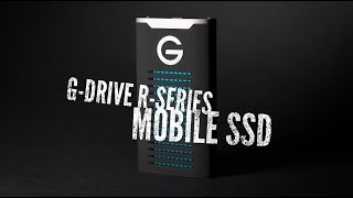 2 Minute Review - G-Drive R Series Mobile SSD!