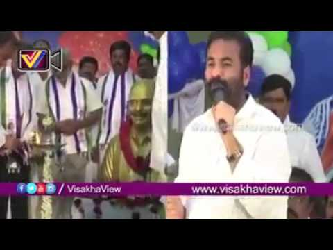 YSRCP MLA Kotamreddy Fires On TDP Leader Somireddy In Nellore District Party Plenery Meeting