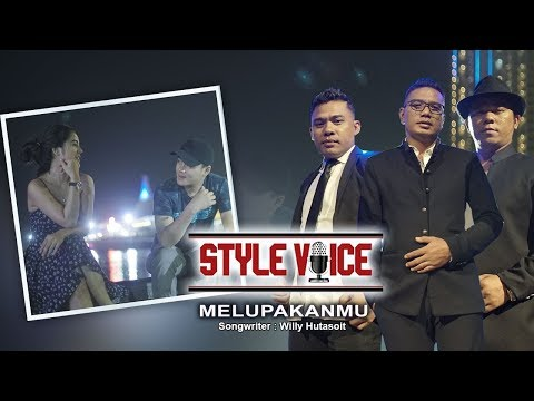 Style Voice - Melupakanmu (Official Lyric Video)