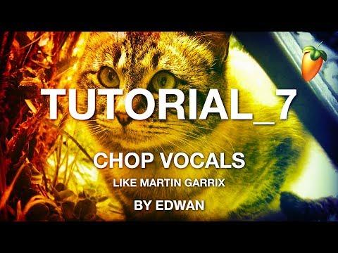 HOW TO MAKE VOCAL CHOPS LIKE MARTIN GARRIX