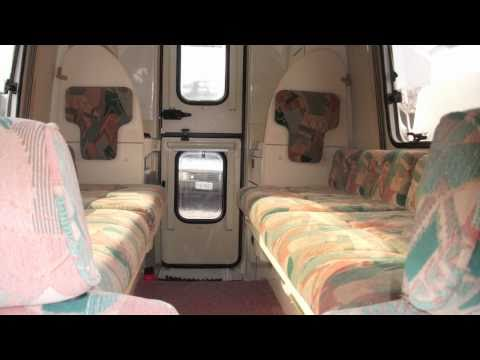 Conversion Van Camping >> Romahome C15 - YouTube